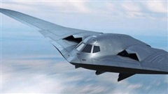 Máy bay ném bom H-20 mới của Trung Quốc dấy lên lo ngại tư Mỹ