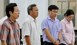 Phó Chủ tịch TP Nha Trang  cùng 3 cộng sự được hưởng án treo