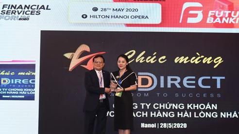 VNDIRECT nhận cú đúp giải thưởng tại Financial Service Awards 2020