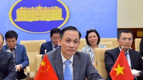 Việt Nam-Trung Quốc tăng cường quan hệ sau khi dịch Covid-19 được kiểm soát