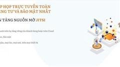 CoMeet - Giải pháp hội nghị trực tuyến mã nguồn mở mới trình làng
