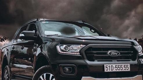 Chào bán hơn 3 tỷ đồng vì đeo biển ngũ quý 5, Ford Ranger ODO 100km vẫn miệt mài tìm chủ nhân mới