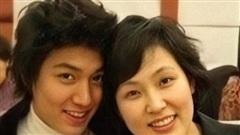 Nhìn nhan sắc mẹ ruột của Lee Min Ho cũng đủ hiểu tại sao lại sinh ra cậu con trai có ngoại hình cực phẩm như vậy