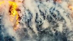 Sống sót qua mùa đông, lửa thây ma bí ẩn quay trở lại đe dọa 'nung chảy' Bắc Cực