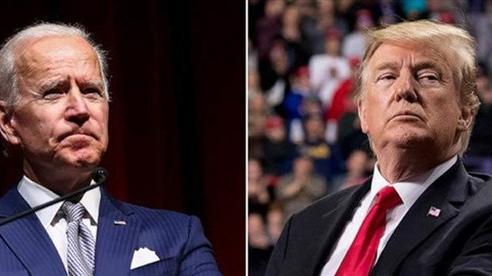 Ông Trump đối nhau 'chan chát' với đối thủ về cách dập Covid-19