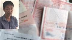 Bắt đối tượng mua bán trái phép hóa đơn trốn truy nã