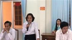 Bình Phước đang họp báo vụ người đàn ông nhảy lầu nghi tự tử sau khi bị tuyên án