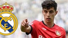 Real Madrid vung tiền nổ 'bom tấn' Kai Havertz