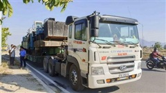 Phạt 167,5 triệu đồng vì chở hàng quá tải