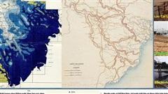 Hành lanh xanh Sông Hồng: Giấc mơ 2050 từ nét vẽ hơn 100 năm trước