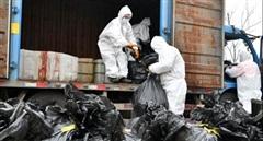 Thế giới lo ngại khủng hoảng xử lý rác thải y tế