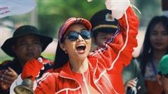 Hoa hậu H'hen Niê náo động chặng 11 Cúp Truyền hình TP HCM