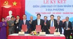 3 tỉnh miền Trung liên kết phục hồi, phát triển du lịch trong bối cảnh mới