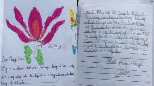 Rơi nước mắt đọc thư bạn bè tiễn biệt nam sinh mất sau vụ cây phượng đổ: 'Dù ở nơi nào cũng phải thật vui nhé'