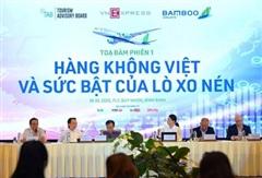 Thị trường hàng không nội địa đang trên đà phục hồi mạnh mẽ