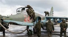 Nga đàm phán mở rộng căn cứ ở Syria