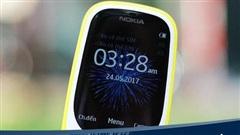 Điện thoại 'nồi đồng cối đá', pin 'trâu' 30 ngày của Nokia có giá chưa đến 1 triệu đồng