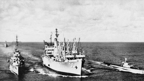 Tài liệu mật về Đài Loan: PLA nã pháo, tàu Mỹ rút chạy; người Trung Quốc 'thấy mùi thống nhất bằng quân sự'