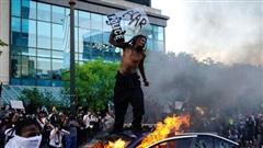 Mỹ đỏ lửa vì biểu tình, Trung Quốc đưa tin dồn dập kèm lời 'đá xoáy': Khung cảnh đẹp!