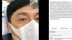 Ca sĩ Lam Trường bất ngờ phải nhập viện, bà xã chỉ rõ thói quen xấu gây hủy hoại sức khỏe