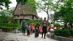 Trải nghiệm 'Kí ức tuổi thơ' tại Bảo tàng Văn hóa các dân tộc Việt Nam