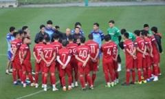 Đội tuyển Việt Nam tập trung 4 đợt trong năm 2020