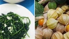 Đúng là ẩm thực Việt Nam quá nhiều thú vị: Rau dại lại cứ trở thành đặc sản, ai ăn cũng khen nức nở
