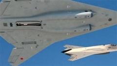 Liên xô đi đầu trong thiết kế máy bay kiểu 'cánh bay'
