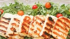 Khám phá nền ẩm thực phong phú của Cộng hòa Síp