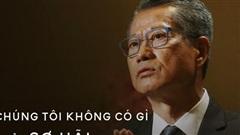 Quan chức Hồng Kông: Cấm vận của Mỹ 'không tác động được nhiều' tới Hồng Kông