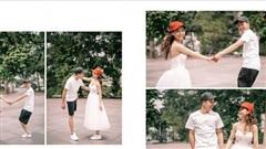 Chuyện tình của cặp 'thiên thần' chỉ có hai chân dẫn nhau đến hạnh phúc