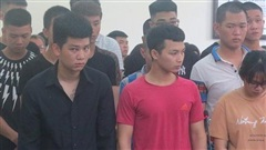 Hà Nội: Tuyên án nhóm thanh niên đua xe trong dịch COVID-19