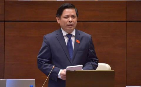 Bộ trưởng GTVT tự nhận hình thức 'nghiêm khắc phê bình, rút kinh nghiệm'