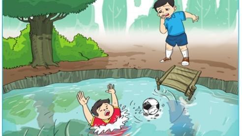 Đuối nước ở trẻ cần sơ cứu đúng