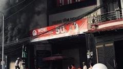 1 trong 7 người mắc kẹt trong vụ cháy nhà ở Sài Gòn đã tử vong