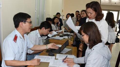 Từ 1-7, thêm trường hợp công chức chưa bị xem xét kỷ luật