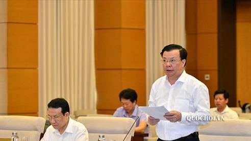Đề xuất TP Hà Nội được tăng mức thu phí, lệ phí