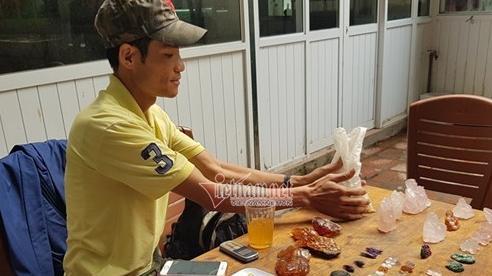 Tiết lộ của tay buôn đá quý tại khu chợ triệu đô giữa lòng Hà Nội