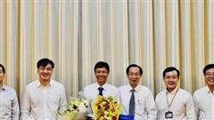 Ông Nguyễn Bá Thành giữ chức Phó Chủ tịch UBND quận Tân Bình - TP HCM
