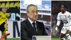 Thắt chặt hầu bao, Real Madrid án binh thị trường chuyển nhượng