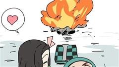 Kimetsu no Yaiba: Giải tỏa căng thẳng ngày nóng với mẩu truyện vui về anh em Tanjirou