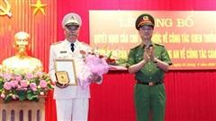 Yên Bái có tân Giám đốc Công an tỉnh thay thế ông Đặng Trần Chiêu