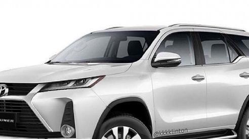 Toyota Fortuner 2021 chốt lịch ra mắt ngày 4/6: Nhiều thay đổi đáng để người Việt Nam mong chờ