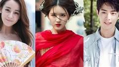 'Thánh nữ xuyên không' Triệu Lộ Tư vượt mặt dàn anh chị, chủ xị top diễn viên hot nhất MXH Trung