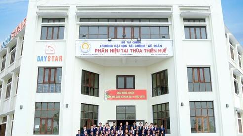 Trường Đại học Tài chính - Kế toán chính thức công bố đề án tuyển sinh năm 2020