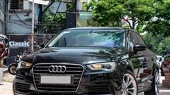 Hàng hiếm Audi A3 sedan lăn bánh 5 vạn km: Nhỏ như Vios, giá ngang Altis bản base