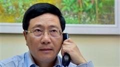 Việt Nam-Nhật Bản thúc đẩy giao lưu, hợp tác kinh tế và phòng, chống dịch bệnh Covid-19