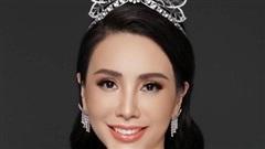 Hoa hậu Châu Ngọc Bích: Tôi tự tin hoàn thành tốt cương vị mới này