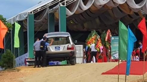 Dự án sân golf ở Huế khởi công trái phép, có lãnh đạo Tỉnh uỷ đến tham dự?