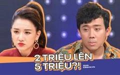 Từng đưa 2 triệu/ngày, Hari Won giờ 'tăng lương' tận 3 củ cho Trấn Thành: Vợ chồng 'A Xìn' chắc có 1 năm ra gì và này nọ!